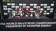 Germany RX winner's press conference - FIA World Rallycross Championship