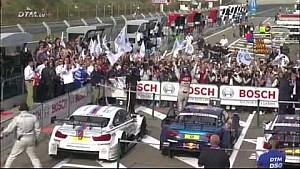 DTM Zandvoort 2014 - Race summary