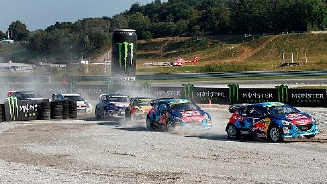 Italy RX Supercar Final - FIA World Rallycross Championship