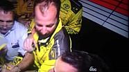 Kenseth & Keselowski brawl at Charlotte
