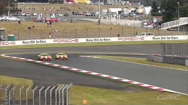 FIA WEC - A Ferrari one-two at Fuji: all dedicated to Jules Bianchi