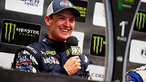 Turkey RX winner's press conference - World Rallycross Championship