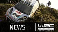 WRC Wales Rally GB 2014: Stages 5 - 8