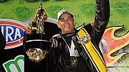 Tony Schumacher clinches 8th NHRA Mello Yello Championship