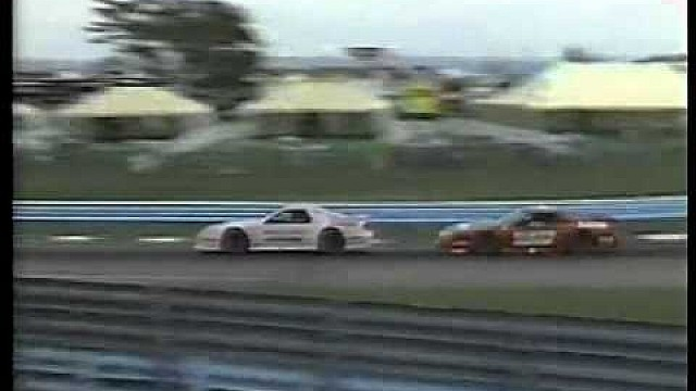 1991 IROC at Watkins Glen; Final Part (FINISH)