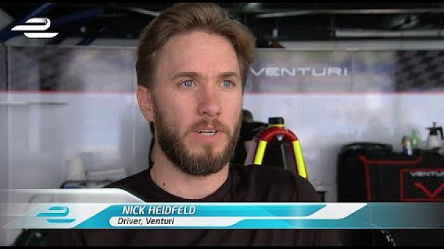 Nick Heidfeld Putrajaya ePrix pre-race interview