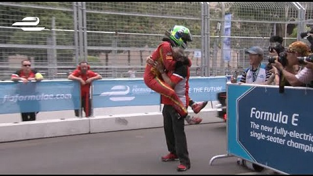 Lucas di Grassi Putrajaya ePrix post-race interview