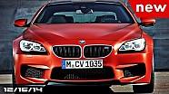 2015 BMW M6, New Koenigsegg Supercar, Aston Martin SUV - Fast Lane Daily