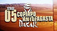Stage 5 - Car/Bike - Stage Summary - (Copiapo > Antofagasta)