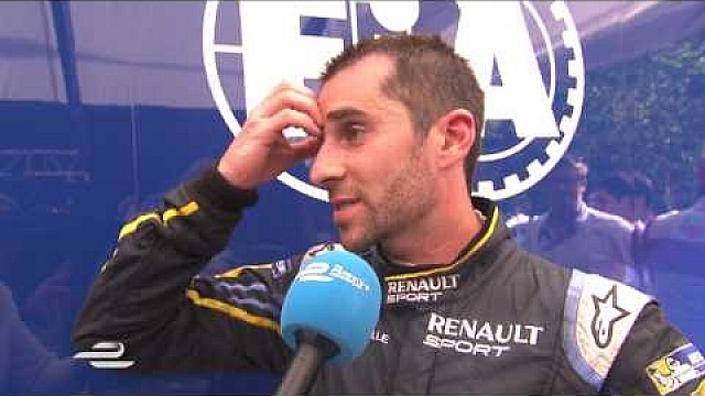 Buenos Aires ePrix Nico Prost post-race interview