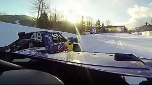 Red Bull Frozen Rush - Pro4 Truck Snow Racing GoPro POV