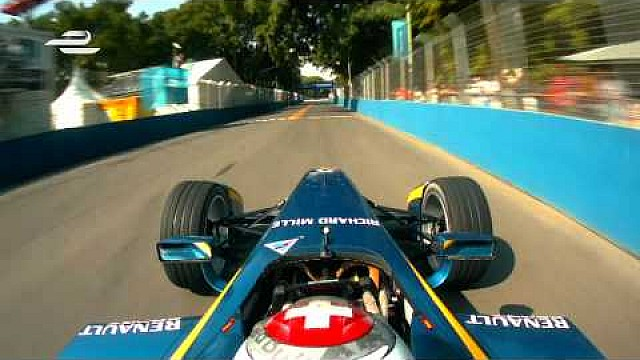 Drivers' eye view - onboard cameras in the Buenos Aires ePrix