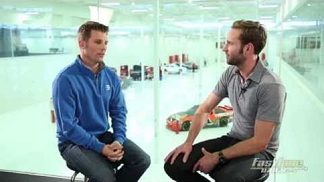 My First 500 with Jamie McMurray - Fast Lane Daily