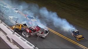 NASCAR/ARCA Daytona Speedweeks 2015 Crash Compilation