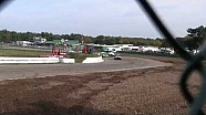 Accidente Rallycross en Circuito Duivelsberg  Maasmechelen