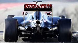 F1 Barcelona, Test 1