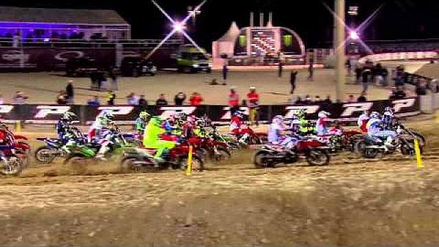 MXGP de Qatar, highlights del Motocross 2015