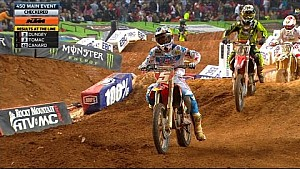 Evento Principal 450SX destacados Atlanta 2-2015 Supercross
