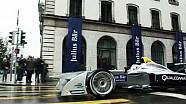 Fórmula E - Demo calle en Ginebra