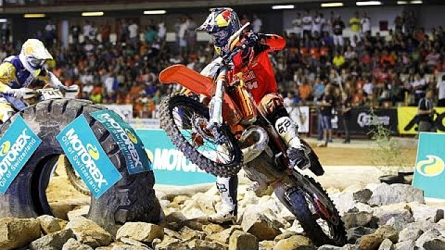 SuperEnduro Showdown en Brasil - FIM World Championship