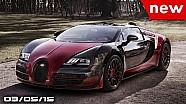 Bugatti Veyron La Finale, Ferrari 488 GTB, Porsche 911 GT3 RS - Fast Lane Daily