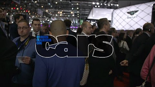Chris Harris on Cars - Geneva Motorshow 2015 Part 2