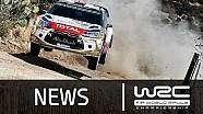 WRC Rally Guanajuato México 2015: Etapas 14-18