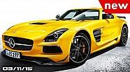 Alquilado Lambo Crash, Mercedes AMG Series Negro, McLaren Sport Series - Fast Lane Daily
