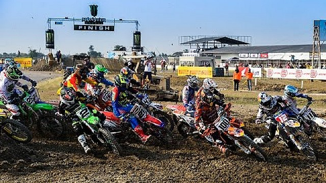 MX GP COMPLETO Qualifying Race - carrera memorable de Ryan Villopoto