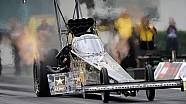 Tony Schumacher hace la mejor carrera el viernes en Gainesville