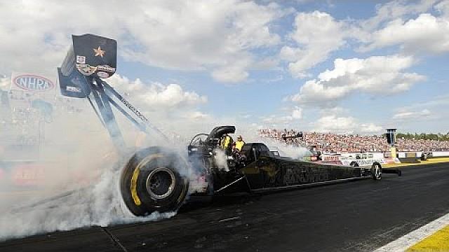 Shawn Langdon es No. 1 en clasificación Top Fuel | #Gatornats