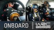 WRC Rally Guanajuato México 2015: A bordo Sordo vs. Ogier