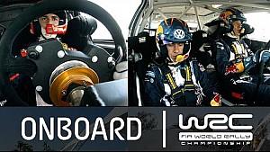 WRC Rally Guanajuato México 2015 : Sordo vs. Ogier en caméra embarquée