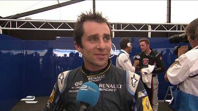 Miami ePrix - Nico Prost post-race interview