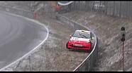 Choques y caos en la Ronda de Nordschleife de Nürburgring RCN 1