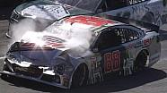 Earnhardt Jr. recibe un daño severo