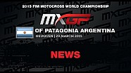 MXGP in Patagonia, Argentina - race highlights