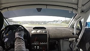 Onboard: Lamborghini Super Trofeo, Vallelunga