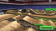 Dinámica mapa de la pista: Houston - Jornada 14
