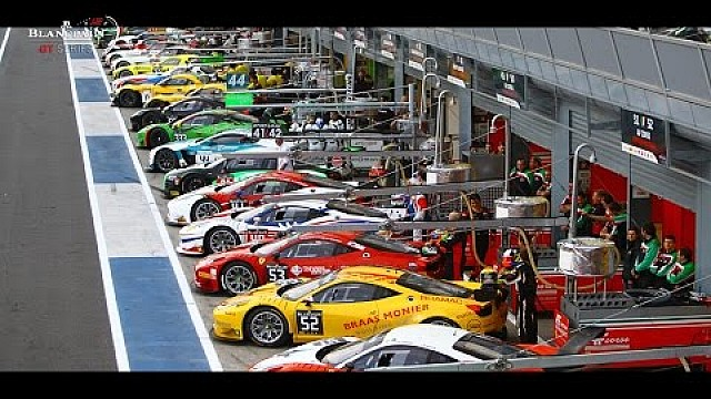 59 Cars, 165 Drivers, 35 Teams - Monza 2015 - Blancpain Endurance Series