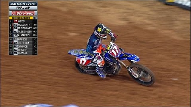 250SX west coast Main Event highlights