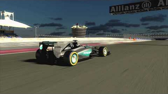 Circuit preview with World Champion - Bahrain