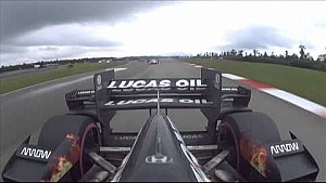 #INDYCAR In-Car Theater: Indy Grand Prix of Louisiana