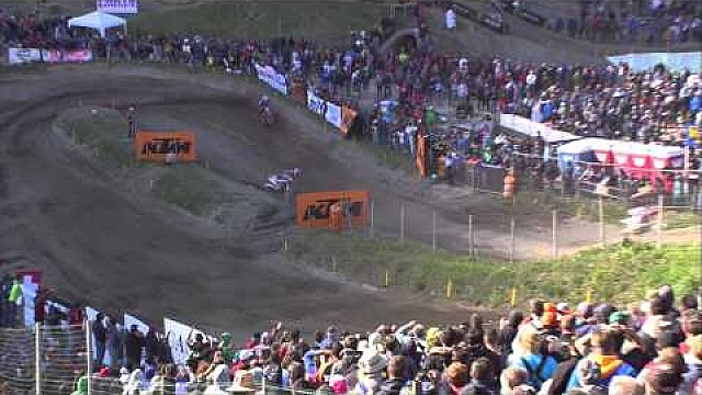 Jeffrey Herlings accidente MXGP de Trentino 2015