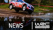 WRC Xion Rally Argentina 2015: Shakedown