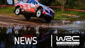 WRC Rally Argentina 2015 Xion: Shakedown