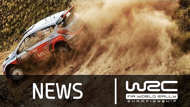 WRC - Rally Argentina 2015: Stages 1-3