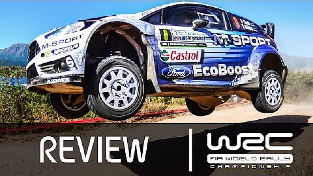 WRC - Rally Argentina 2015: Review