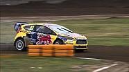 Timur Timerzyanov roll: Hockenheim RX - FIA World Rallycross Championship