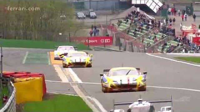 WEC - Spa 2015: Highlights